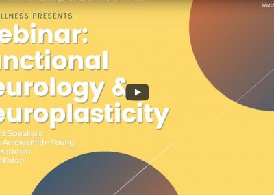 ABI Wellness Webinar: Functional Neurology & Neuroplasticity